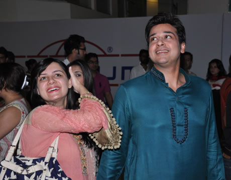 atrium festival launch mrandmrs faysal qureshi Celebrities at Atrium Mall