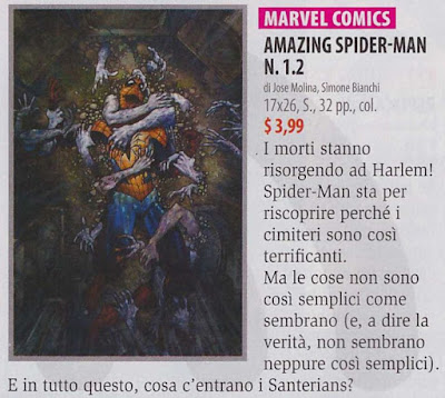 Amazing Spider-man #12 (Anteprima USA)