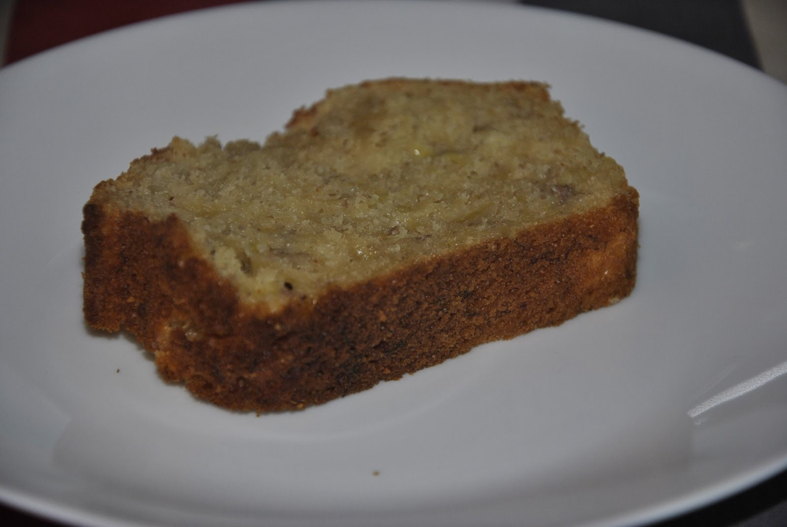 Banana Cake Sans Sucre Ajout Ef Bf Bd