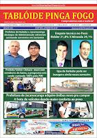 TABLÓIDE PINGA FOGO EDIÇÃO 2018
