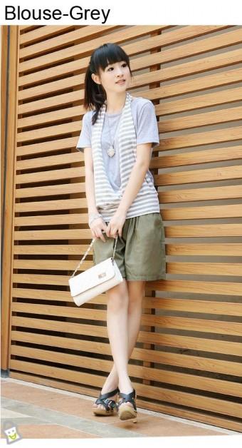 busana model Korea