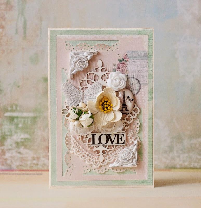 Ручная работа Кокоревой Анны, открытки, handmade