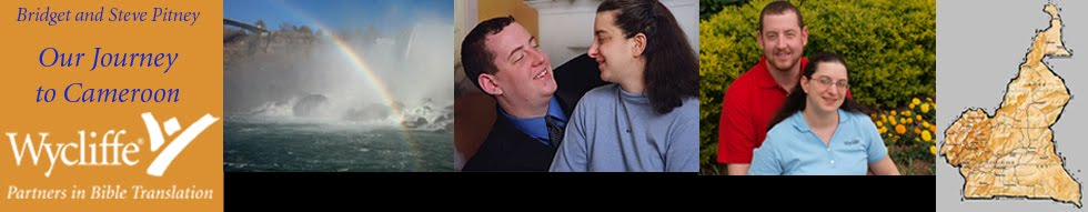 Steve & Bridget Pitney