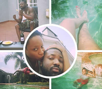 Elikem And Pokello Married Family