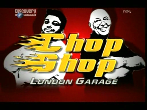 Chop Shop Garage : Car designer