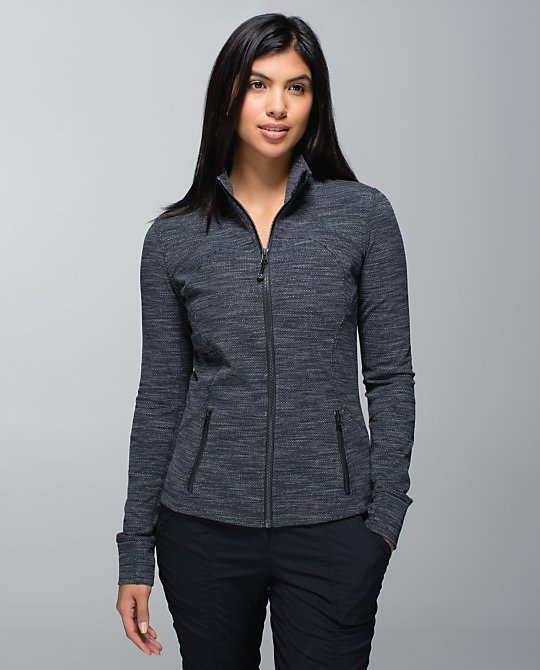 lululemon black deep coal forme s