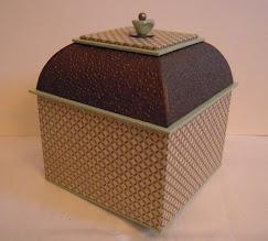 des jolies boîtes...