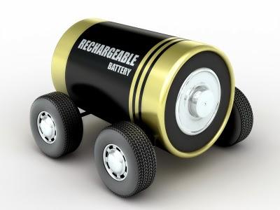 bateria carro eletrico