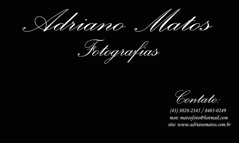 Adriano Matos Fotografias