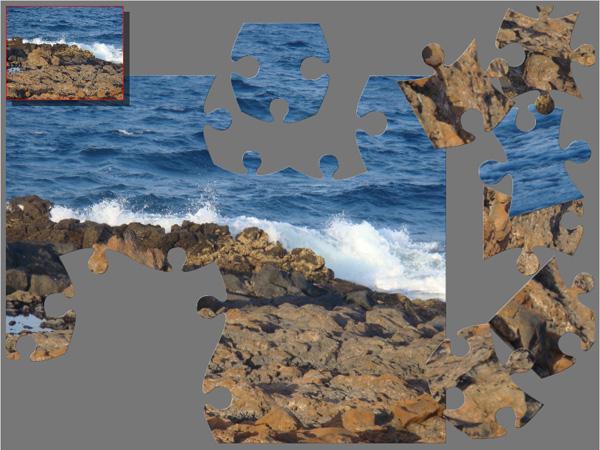 jigsaw puzzle template. jigsaw puzzle template