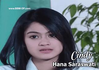 Foto Anak Jalanan Hana Saraswati sebagai Cindy