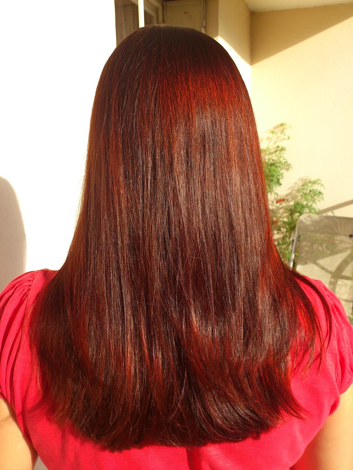 apres - Comment Foncer Ses Cheveux Sans Coloration