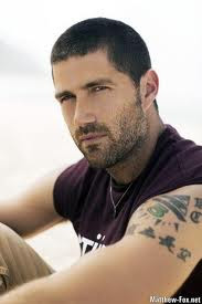 Matthew Fox Buzz Haircuts