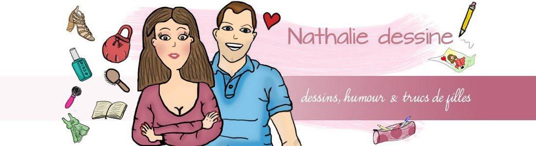 Nathalie dessine