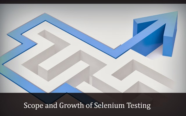 selenium web services testing
