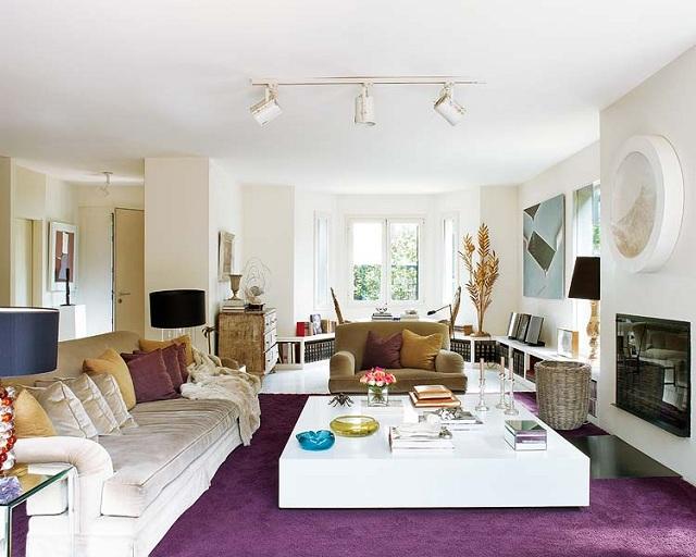 Edyta dise o decoraci n blog de decoraci n 5 salones 5 living rooms - Blog decoracion salones ...