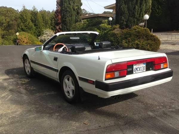 Daily Turismo: 5k: Convertible-iZ31d: 1984 Nissan/Datsun 300ZX