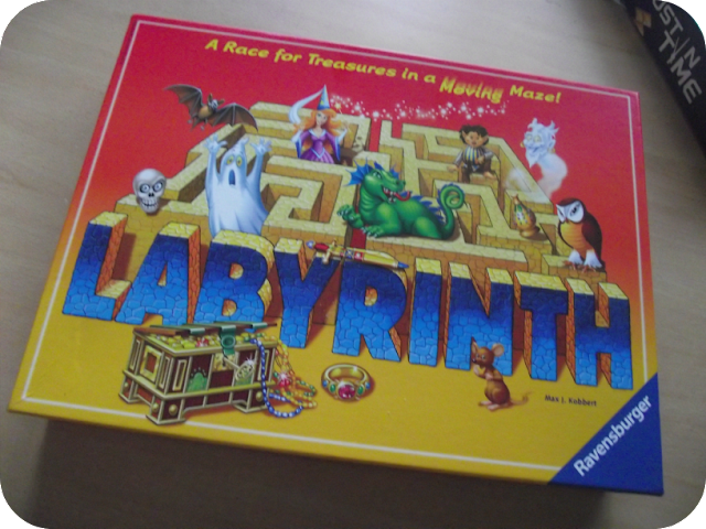 Labyrinth Box
