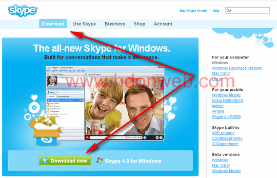 Kako Skinuti Skype Na Kompjuter