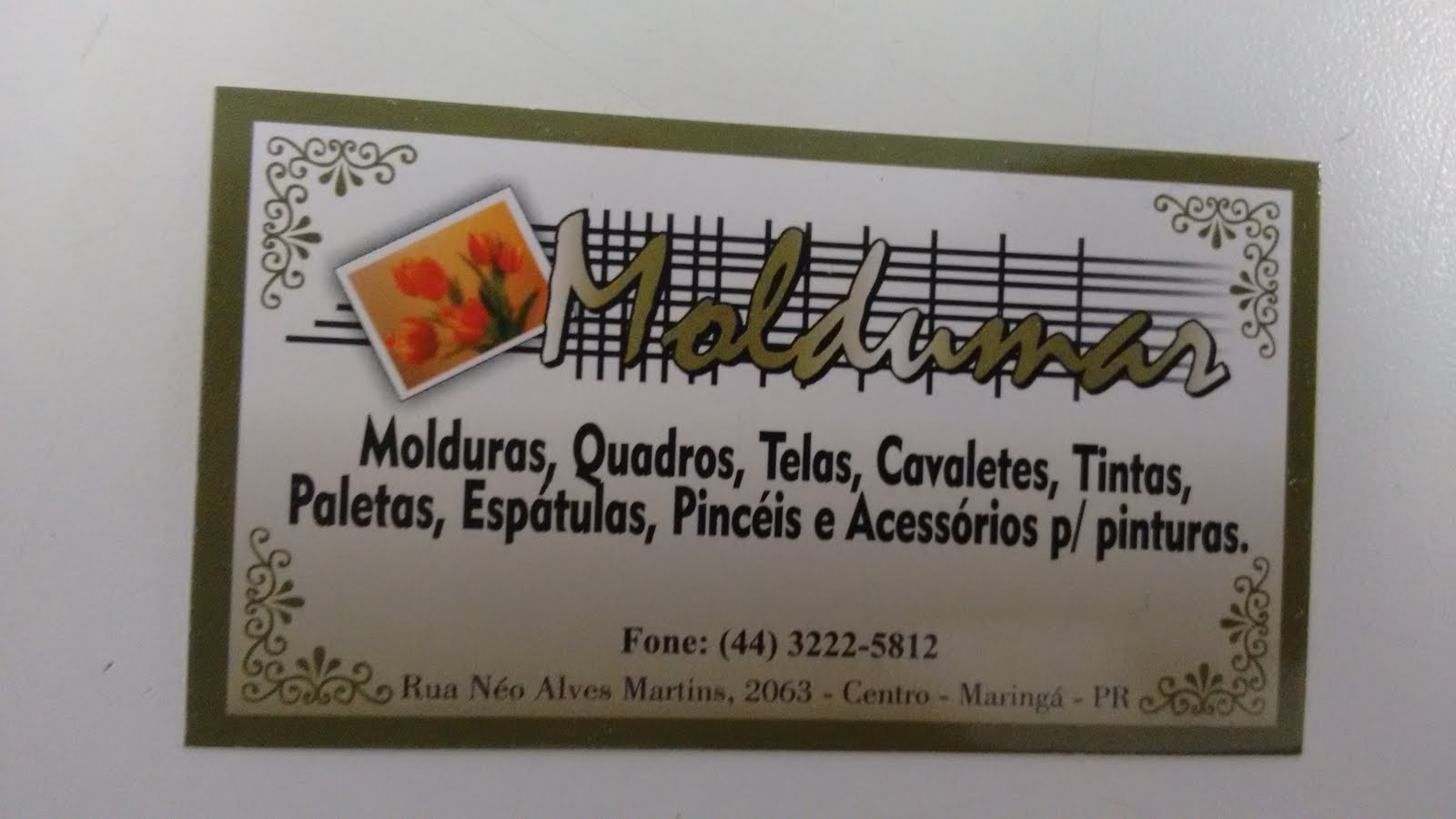 MOLDURAS