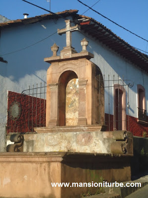 Legends of Patzcuaro: Saint Michael's Font