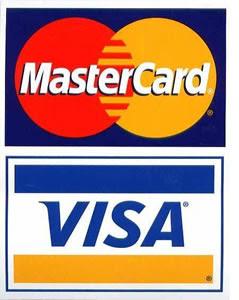Cartão Mastercard ou Visa