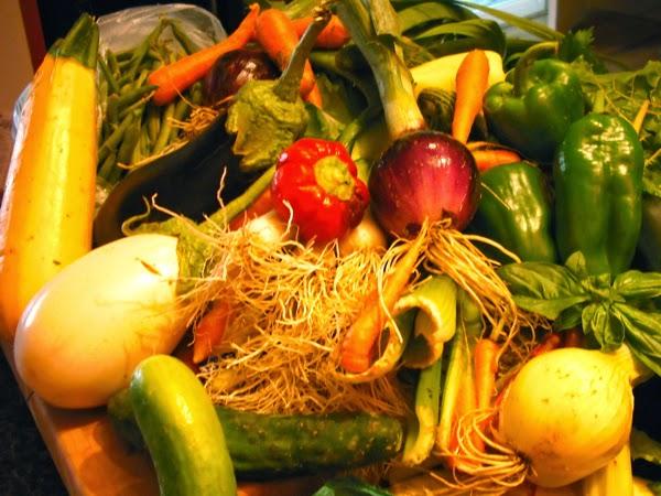 الخضروات غير النشوية مسموحة في حمية دوكان