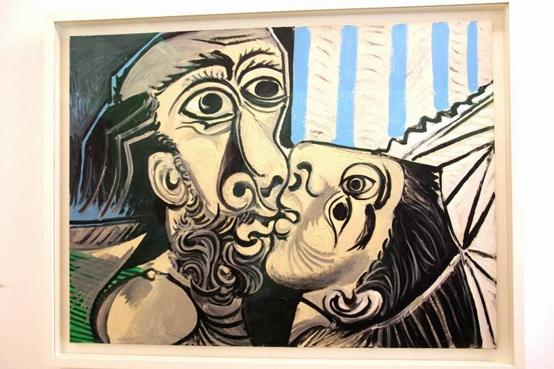 Picasso - The Kiss