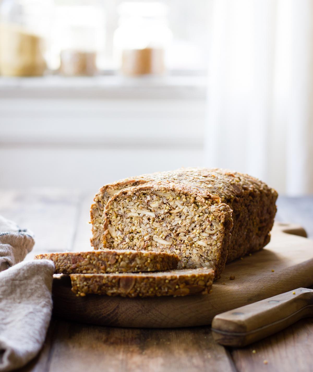 The Bojon Gourmet: Multi-Grain Nut + Seed Bread (gluten ...