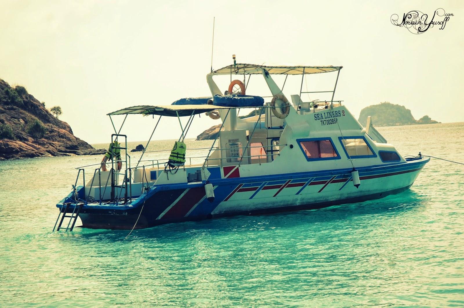 Melancong Ke Pulau Redang Lepaskan Tension