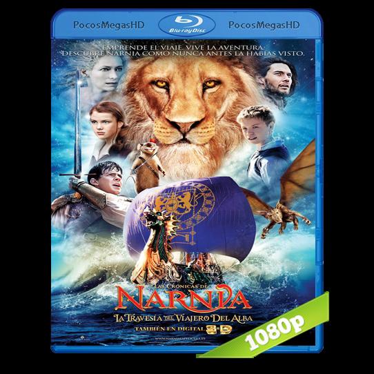 Las Crónicas De Narnia: La Travesía Del Viajero Del Alba (2010) BRRip 1080p Audio Dual Latino/Ingles 5.1