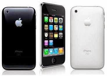 Spesifikasi Handphone iPhone 3 GS