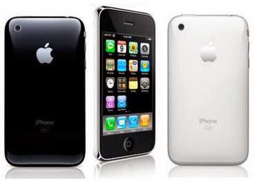 Spesifikasi Handphone iPhone 3 GS