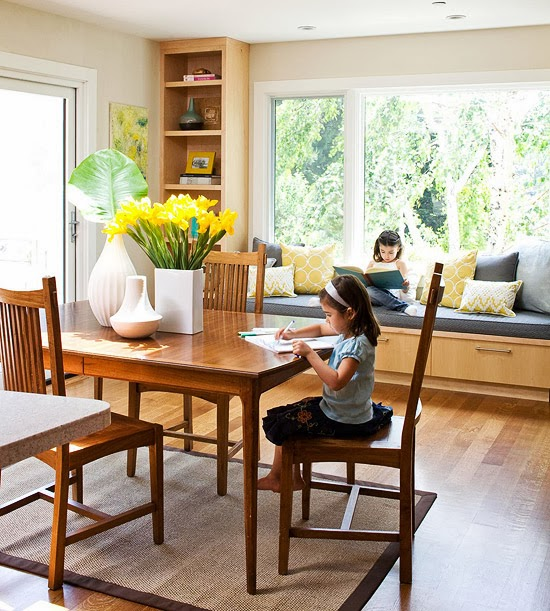 2014 Tips For Open Living Spaces Decorating Ideas