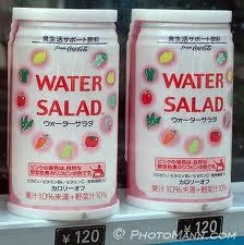 Salada, dica de salada, comidas praticas, culinária japonesa,