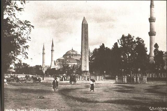 sultanahmet meydanı dikilitaş