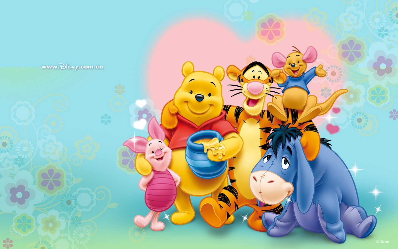 Free Image Bank: 25 Imgenes de Disney Winnie Pooh (Incluye ...