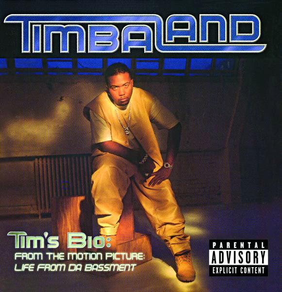 Timbaland & Magoo - Tim's Bio Cover