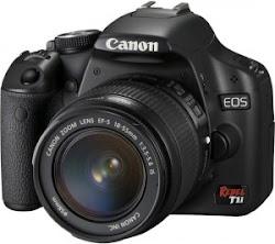 camera canon idamanku