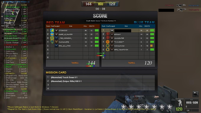 free download cheat pb 24 maret 2012