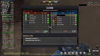 Cheat PB Point Blank Universal Brust Mode 17 September 2012