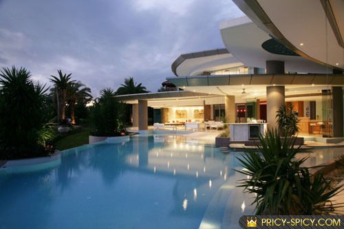 World Expensive House