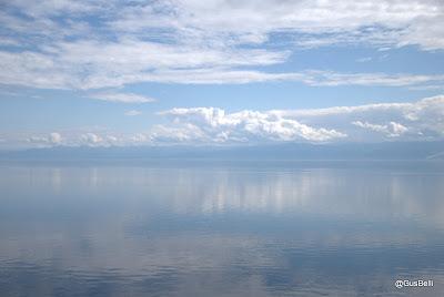 Maior reservatório de água doce do planeta