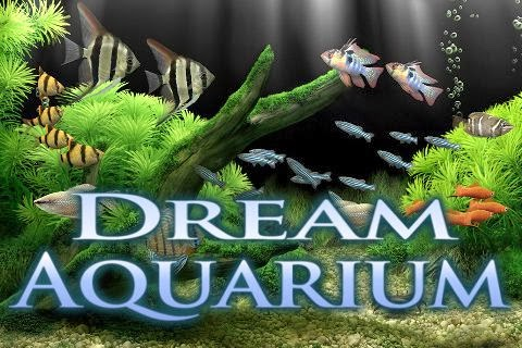 Dream Aquarium Full Registered 4kau