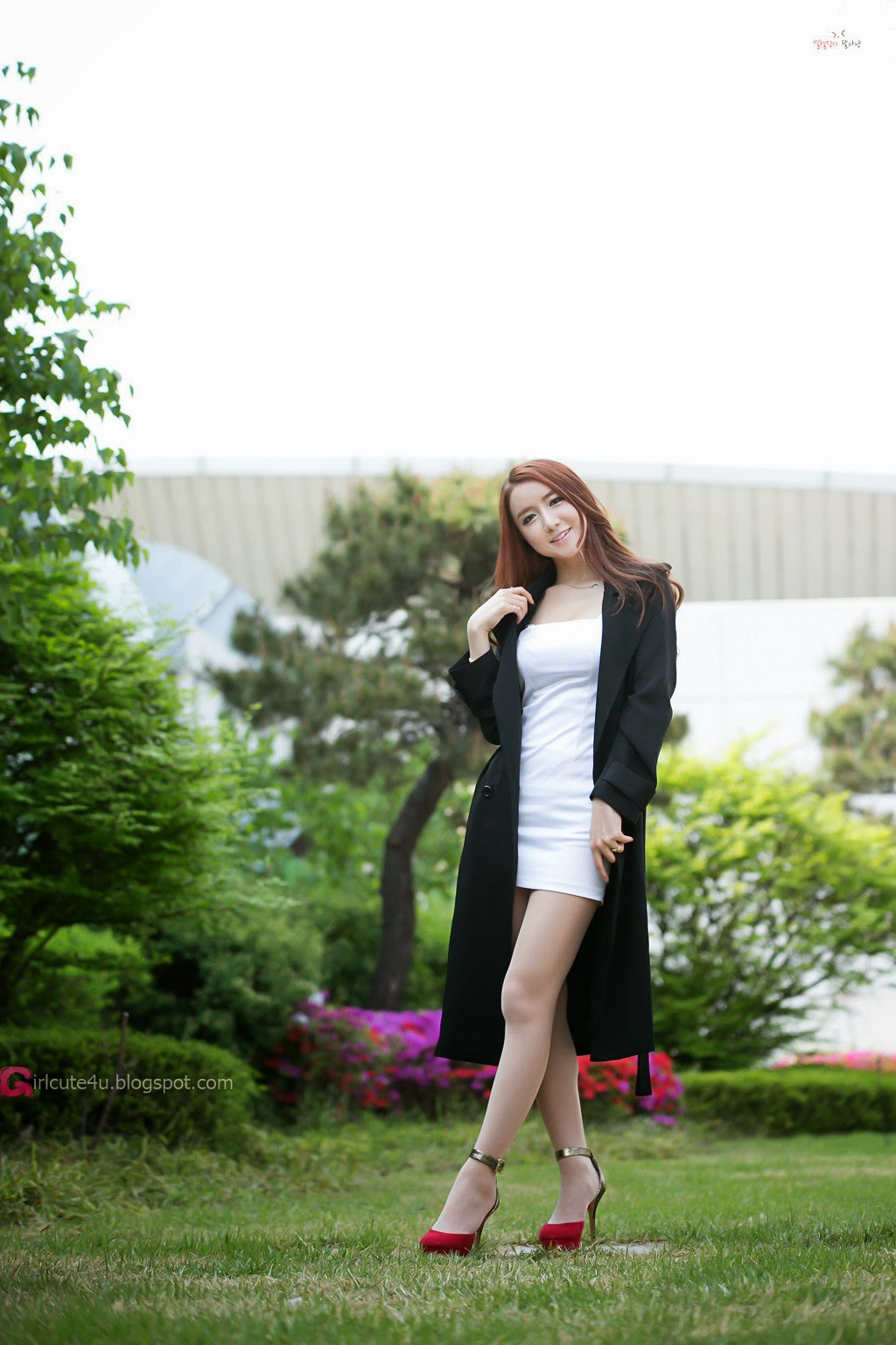 2 Lee Yeon Yoon - P&I 2014 - very cute asian girl-girlcute4u.blogspot.com