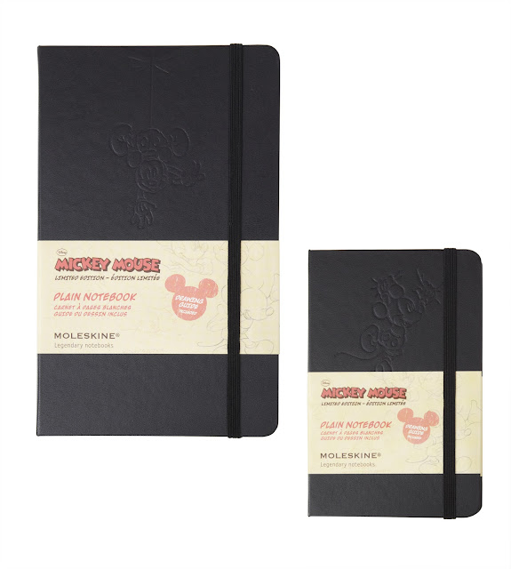Mickey Mouse Moleskine