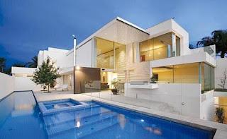 Brighton Luxury Design House In Melbourne By Nic Bohsler