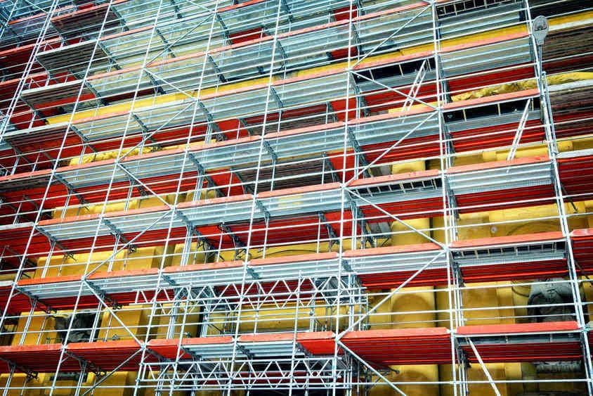 Different Types Of Scaffolding : The aussie info how to choose right type of scaffolding