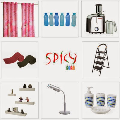 pepperfry: In today Spicy deals Racold CDR SP 25V Geyser 25 Ltr Rs.6870, Renata LED Desk Light Rs.1399, Bajaj Pcx63 D Bajaj Majesty Pressure Cooker 3 Ltrs Handi Rs.899 & more