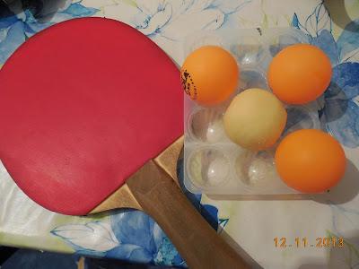 Tot de masa si cascavalul si tenisul